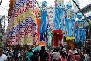 Ba lễ hội lớn nhất tại Nhật Bản vào tháng 7